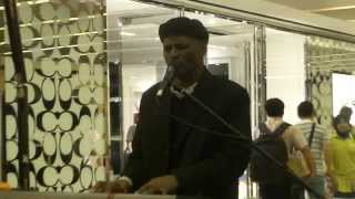 Unchained Melody (Righteous Brothers) by Ron Sinclair @ Paragon Music En Vogue 20 Apr 12
