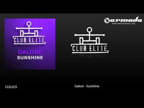 Galore - Sunshine (Original Mix) (CLEL035)