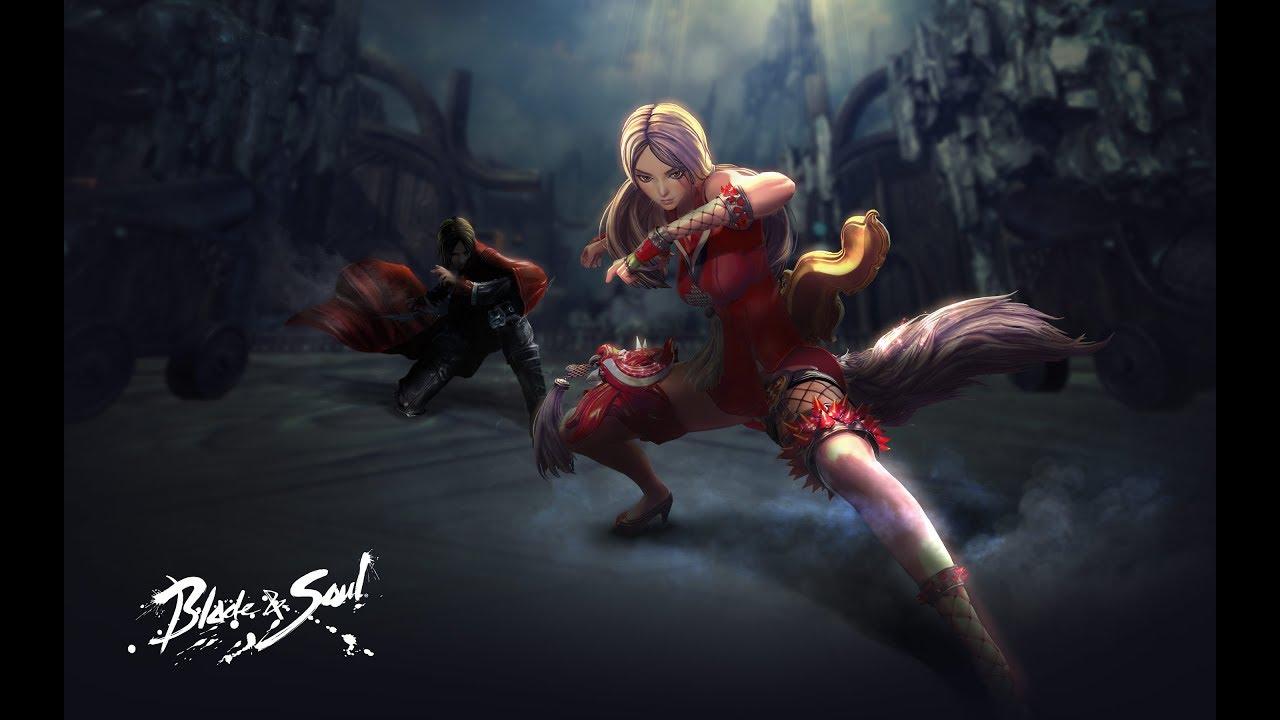 Blade \u0026 Soul - Tuyệt Kỹ Hệ phái: Sát thủ