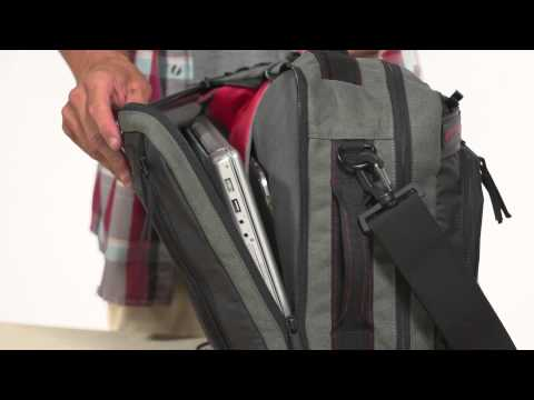 Timbuk2 ACE Hybrid Messenger Backpack