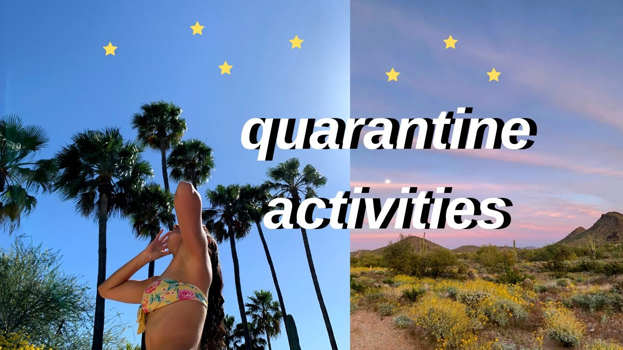 things to do in quarantine when you're bored (+ moving out of college early)