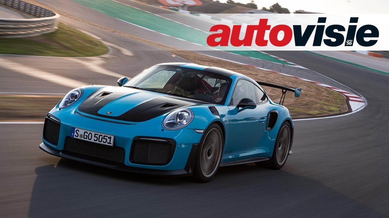 Eerste testnotities: Porsche 911 GT2 RS (2017) - YouTube
