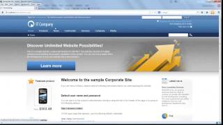 Kentico 8 - How To: Create Page Templates (Portal/ASPX) Mp3