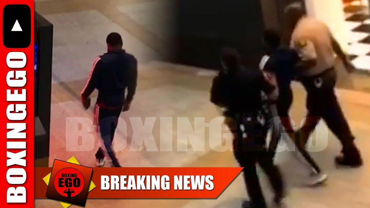 BREAKING NEWS: ADRIEN BRONER ARRESTED IN ATLANTA (WOW!)