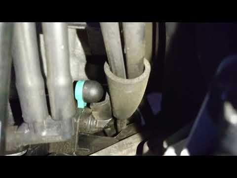Проверка клапанов IMRC Ford focus 2 / Mazda
