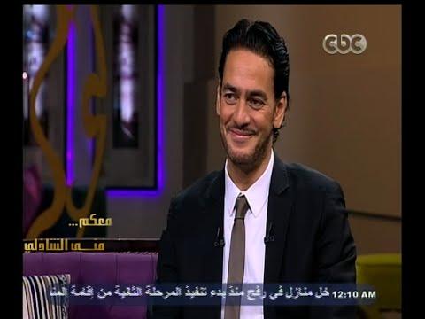 #معكم_منى_الشاذلي | لقاء خاص مع الفنان خالد أبو النجا | الجزء الأول