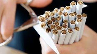 Никотиновая зависимость: как бросить курить? Школа здоровья 12/04/2014 GuberniaTV