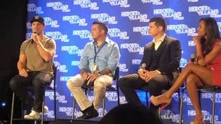 Stephen Amell & Cody Rhodes 2 of 2