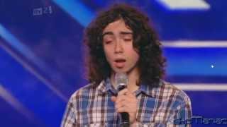 Bad singing on X-Factor