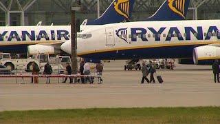 Ryanair chaos