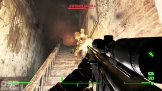 Fallout 4 playthrough pt69 - Pickman