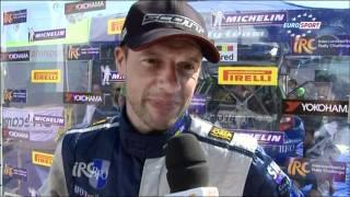 Download Resumen Eurosport IRC Rally Islas Canarias 2011 - DÍA 2