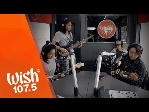 """Carousel Casualties performs """"She's A Mystery"""" LIVE on Wish 107.5 Bus"""