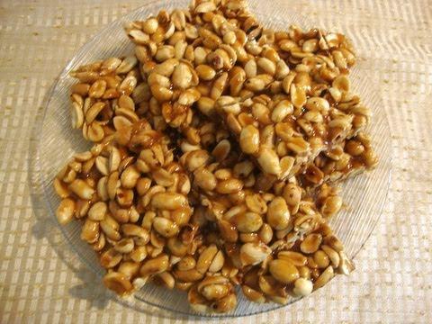 C mo hacer palanquetas de cacahuate postre mexicano la - Como se hacen crepes dulces ...