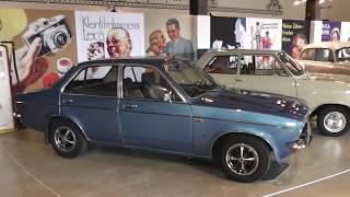 Opel Kadett 1200 C - Old german car 1973 to 1979