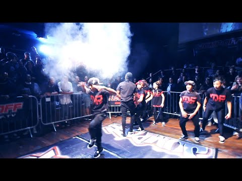 CREW DANCE: IMD Legion vs Wu Crew - Crew Dance Battle - The Jump Off 2014