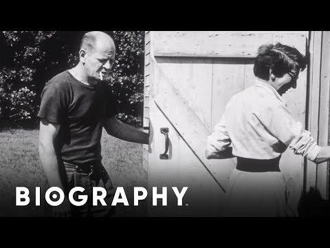 Mini Bio: Jackson Pollock