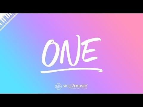 One (Piano Karaoke Instrumental) Lewis Capaldi
