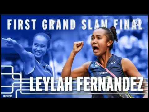 Canada's Leylah Annie Fernandez beats Aryna Sabalenka to reach ...