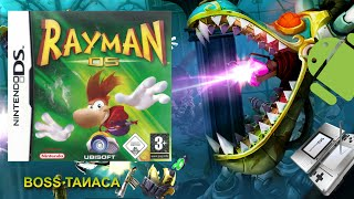"""""""Rayman DS"""" - Nintendo DS on Android [DraStic Emulator]"""