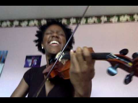 """Blues Violinist Plays """"Baby Please"""" by The Betty Fox Band"""