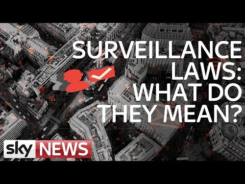 What Do New Surveillance Laws Mean For Digital Privacy