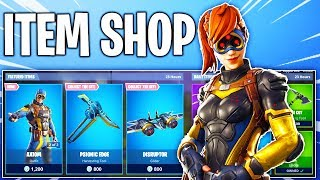 Fortnite Item Shop! NEW SKINS! Daily & Featured Items