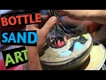Bottle Sand Art: The Making @ Miracle Garden Dubai