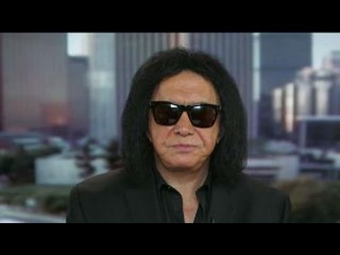 KISS front man Gene Simmons: Celebrities should shut their pie holes