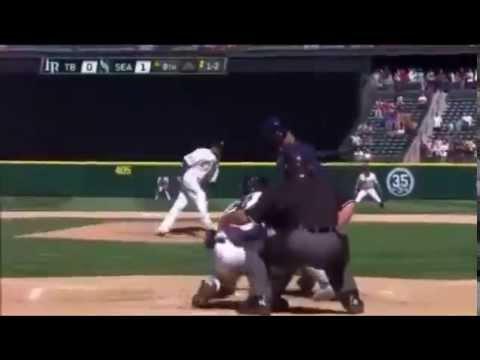 Felix Hernandez Perfect Game - All Pitches (15 mins)+ Celebration