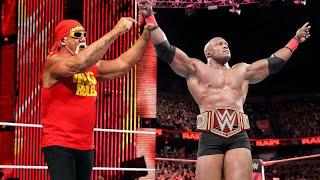 Video Hulk Hogan To Crown First Black WWE Universal Champion? download MP3, 3GP, MP4, WEBM, AVI, FLV Juli 2018