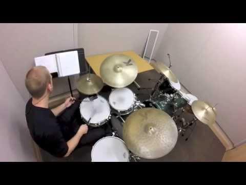 "Mel Lewis drum solo from ""Tiptoe"""