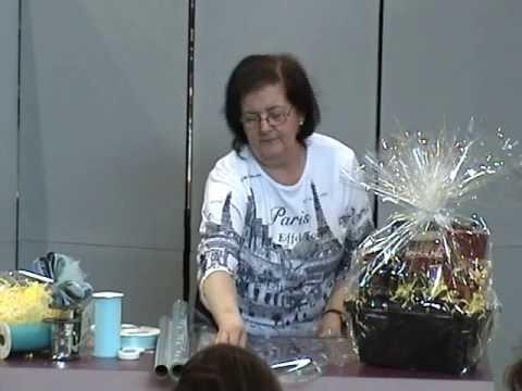 Gift Basket Seminar - Part 3