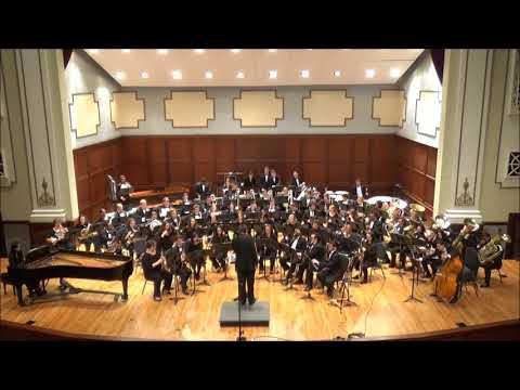 USM Symphonic Winds -- Carmina Burana