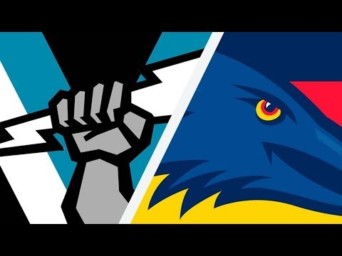 Highlights: Port Adelaide v Adelaide