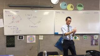 Trigonometry Review (Review of Trigonometric Ratios)
