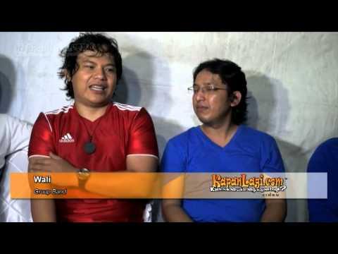 Wali Persembahkan Lagu Indonesia Juara