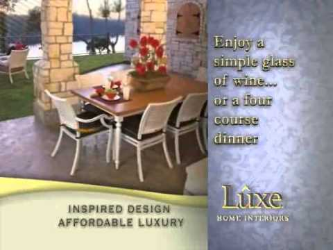 luxe home interiors summer classic tv spot a 3 03 11 youtube