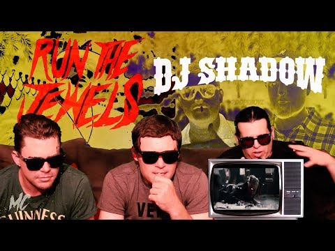 DJ Shadow - Nobody Speak feat. Run The Jewels / ( REACTION / REVIEW ) by Metal Cynics