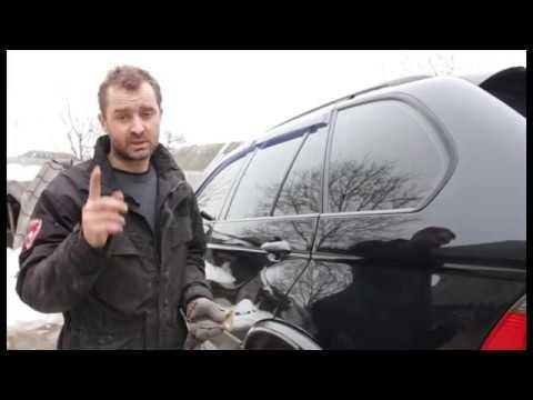 Как проверить датчик ABS( АБС) BMW E 53