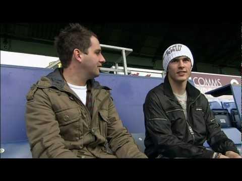 Cyfweliad Cynnar Aaron Ramsey - Early Welsh interview