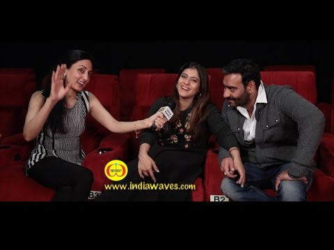 Kajol & Ajay Devgn interview on Shivaay, Ae Dil Hai Mushkil