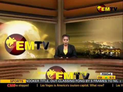 EMTV News – 3rd October, 2017