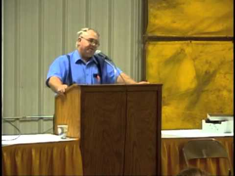 Norman Kilmer Equipment Seminar Presentation 2012