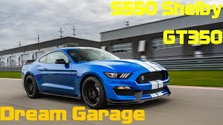 homepage tile video photo for Dream Sports Car: S550 Shelby GT350 Mustang (Dream Garage Series)