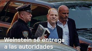 Harvey Weinstein se entrega a la Policía de Nueva York - Despierta con Loret