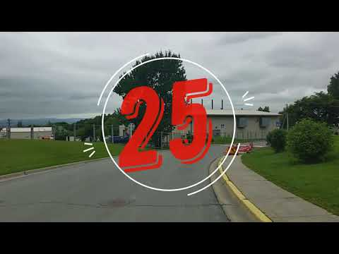 Дороги Сахалина. Южно-Сахалинск, ул. Красная - п. Зима.Sakhalin Roads. Krasnaya Str-Zima Highlands.