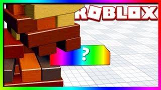 can roblox youtubers play jenga?