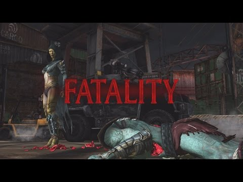 Mortal Kombat X - IOS / Android - All Fatalities |Added D'vorah|  *As Of 4/14* (1080p 60FPS)