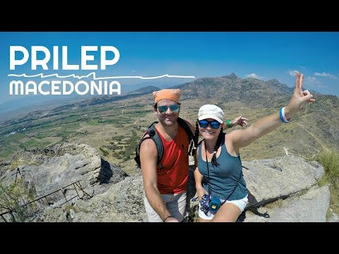 S4 E12:  What the HELL are we going to do HERE? Prilep, Macedonia Travel Guide